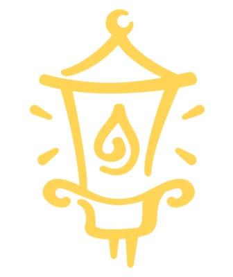 Lamp Lighter Logo