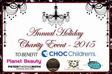 Charity Event Dec 3