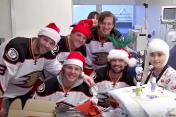 video-ducks-holiday-visit