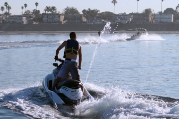 Neoheart Area Information Mission Bay Jet ski