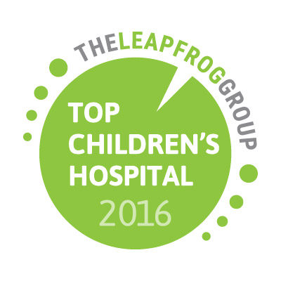 2016 Leapfrog Top Hospital