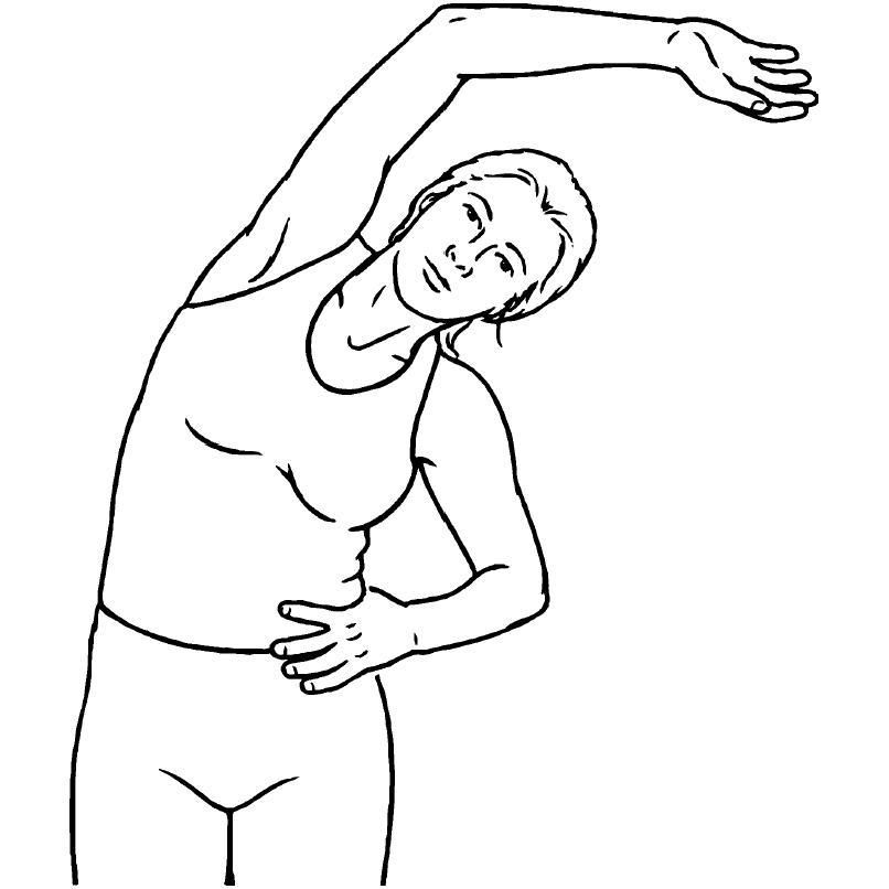 Scoliosis Exercises - CHOC Children's