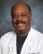 Dr. Ramon Johnson, Pediatric Emergency Medicine