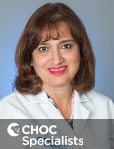 Pediatric Hospitalist: Dr Behnoosh Afghani MD, Orange County