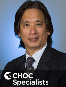 Dr. Anthony C. Chang, Pediatric Cardiology