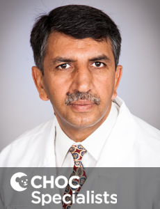 Dr. Saeed Awan, Pediatric General and Thoracic Surgery