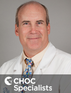 Dr. James P. Cappon, Pediatric Critical Care