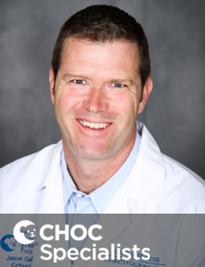 Dr. Jason E. Cook, Pediatric Critical Care