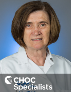 Dr. Agnes Horvath, Pediatric Oncology
