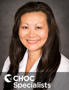 Dr. Nina X. Hwang, Pediatric Hematology
