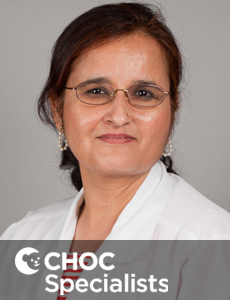 Dr. Shaheen I. Idries, Pediatric Gastroenterology
