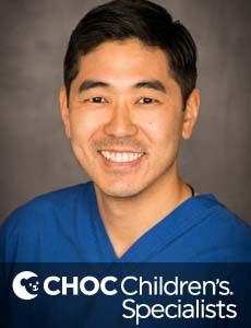 Pediatric Critical Care Specialist: Dr Francis Kim MD, Orange County