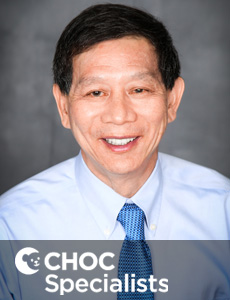 Dr. Paul H. Liu, Pediatric Critical Care