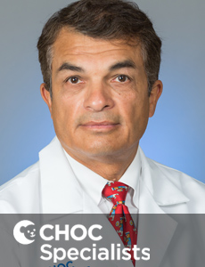Dr. Troy M. Reyna, Pediatric General and Thoracic Surgery