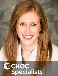Dr. Elyssa Rubin, Pediatric Oncology