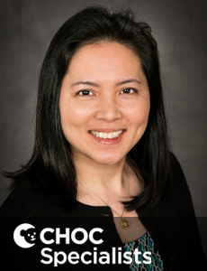 Dr. Lien N. Trinh, Pediatric Endocrinology