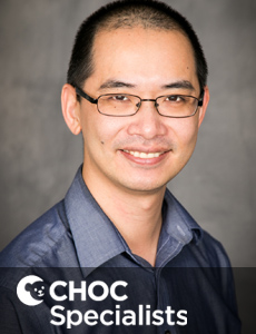 Dr. Victor Wang, Pediatric Hematology