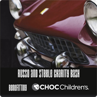 CHOC Charity Bash - Russo and Steel