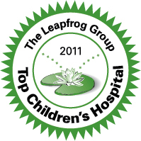 Leapfrog Top Children's Hospital 2011