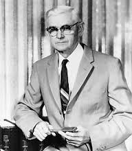 Philanthropist Walter Knott