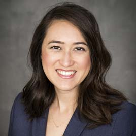 Carolyn Barragan, Foundation Member