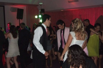 Dancing at the Oncology Prom