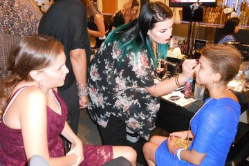 Everyone gets special treatment for the Oncology Prom