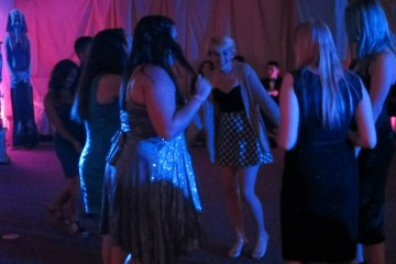 Dancing to the beat at the Oncology Prom
