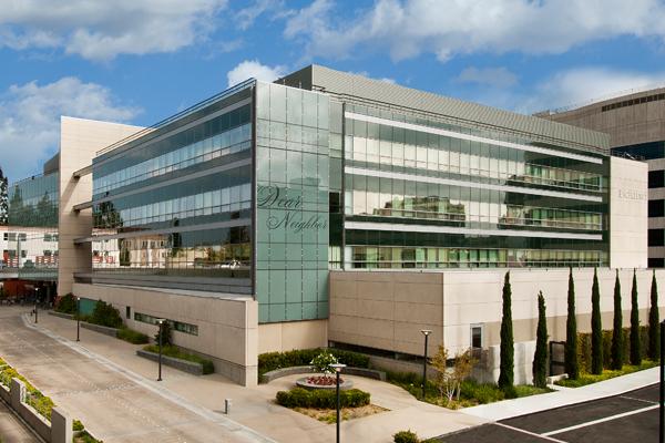 External view of St. Joseph Hospital