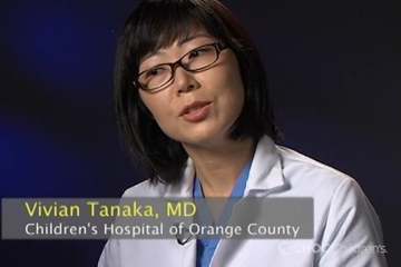 Dr. Vivian Tanaka - pediatric anesthesiologists