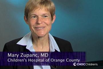 Pediatric Neurologist: Dr Mary Zupanc MD - Orange County