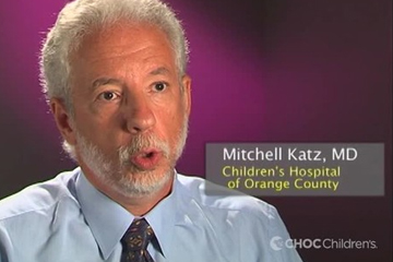 Dr. Mitchell Katz - CHOC's feeding program