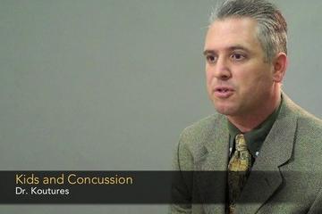Dr. Chris Koutures - Symptoms of concussions