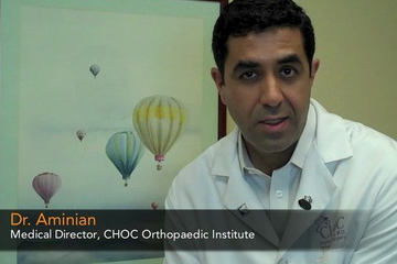 Dr. Afshin Aminian - after Scoliosis Surgery: Activity & Diet