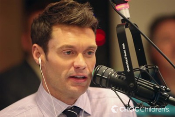 Opening of Seacrest Studio at CHOC Children's
