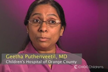 Dr. Geetha Puthenveetil - Sickle Cell Disease