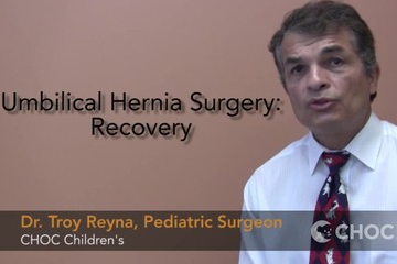 Dr. Troy Reyna - Recovery from Hernia surgery