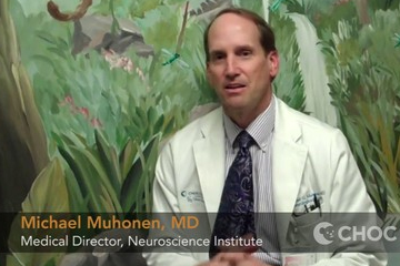 Dr. Michael Muhonen - CHOC Children's operating rooms