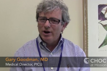 Why Dr. Gary Goodman became a doctor