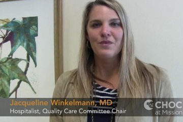 Why Dr. Jacqueline Winkelman became a pediatrician