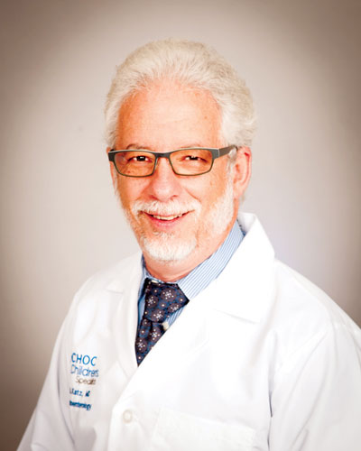Dr. Mitchell H. Katz, Gastroenterologist at Children's Hospital Orange County