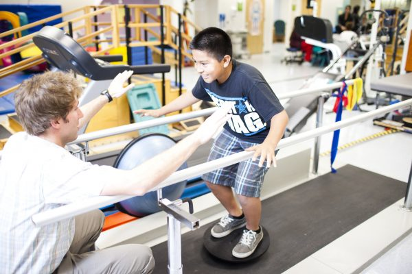 Physical Therapy During Cancer Treatment - CHOC Children's