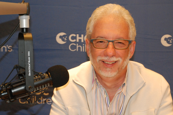Dr. Mitchell Katz in Seacrest Studio