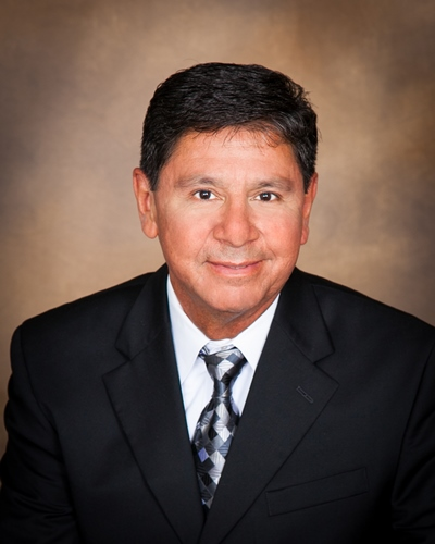 Waldo Romero, vice president, facilities and support services
