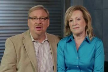 Rick and Kay Warren - Mental Health Initiative
