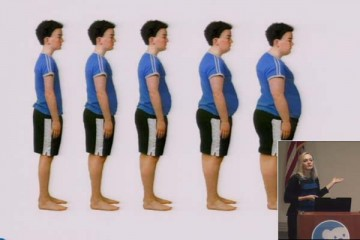 Obesity in adults can be prevented
