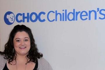 Child Life Specialist Chloe Krikac