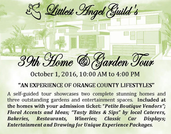 tasty homes and garden. Littlest Angel Guild Home and Garden Tour  Events Fundraising