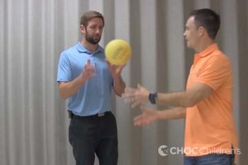 Advanced Ball Exercise