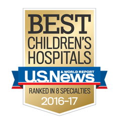 US News and World Report Best Children's Hospitals